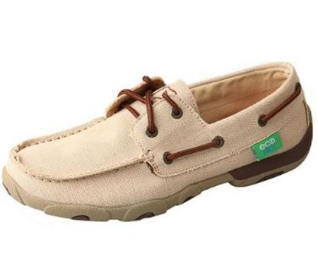 Twisted X Women's Eco Driving Moc's Casual Shoe