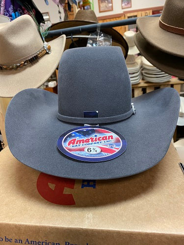 American Hat Co. - Flet - Steel