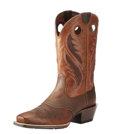 Ariat Men's VentTEK Ultra Narrow Square Toe Western Boot