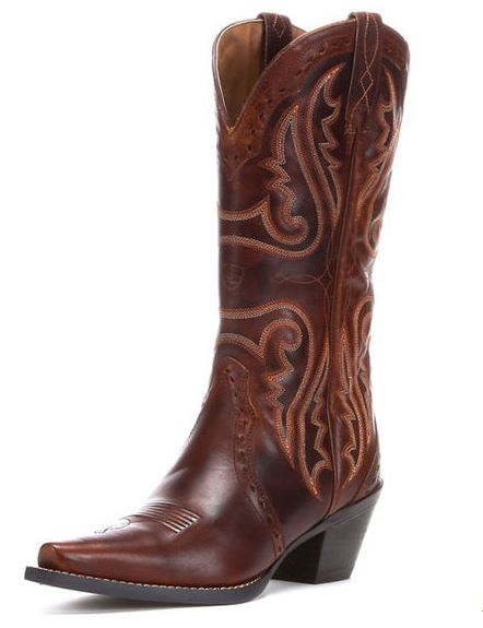Ariat Women's Western X Toe Boots