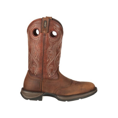 Durango Rebel Men's Brown Saddle Western Boot