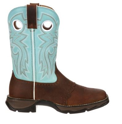 Durango Women's Powder N' Lace Square Toe Boots