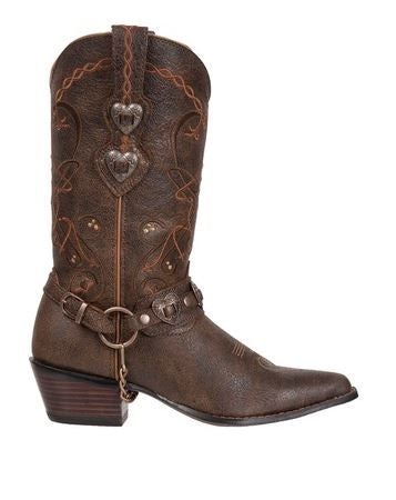 Durango Crush Women's Brown Heartbreaker Boot