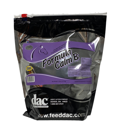 DAC Formula Calm B Equine Supplement
