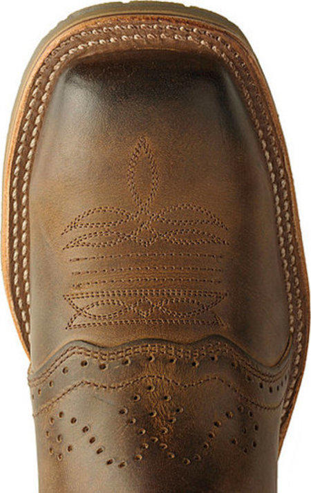 Men's Double H 11in Domestic ICE Roper Western Boots
