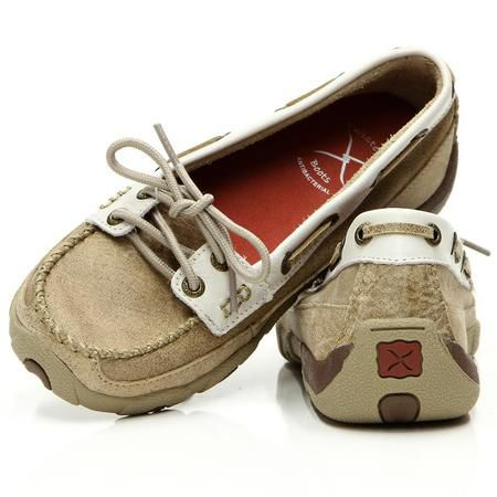 Twisted X Women's Driving Moccasin