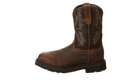 Ariat Men's Sierra Wide Square Steel Toe Resistant Boot