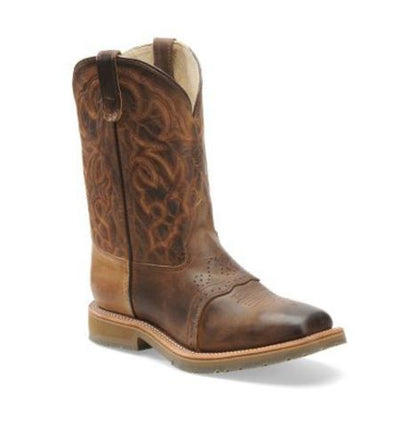 Double H Men's 11 Domestic Wide Square Toe Work Boot