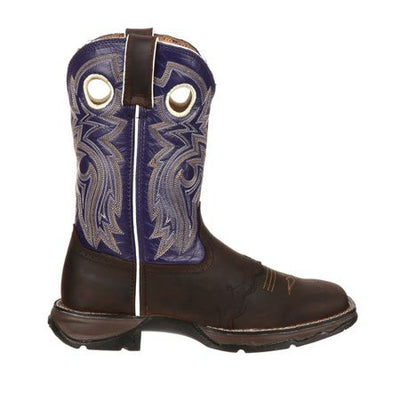 Durango Women's Lady Rebel Twilight N' Lace Saddle Boot