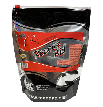 DAC Rescue Aid Equine Supplement 5 pound