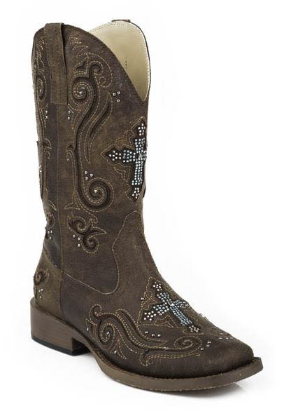 Roper Women's Faith Western Boots 09-021-1901-0937