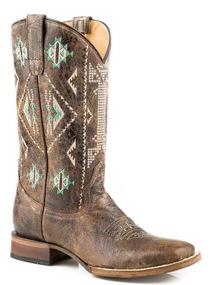 Roper Women's Out West Western Boots