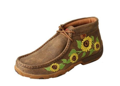 Chukka Driving Moc  Sunflower Bomber