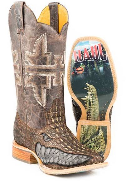 Tin Haul Men's Swamp Chomp/ Gator Sole