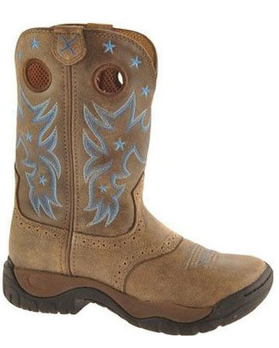 Twisted X Womens All Around Cowboy Boots in Bomber