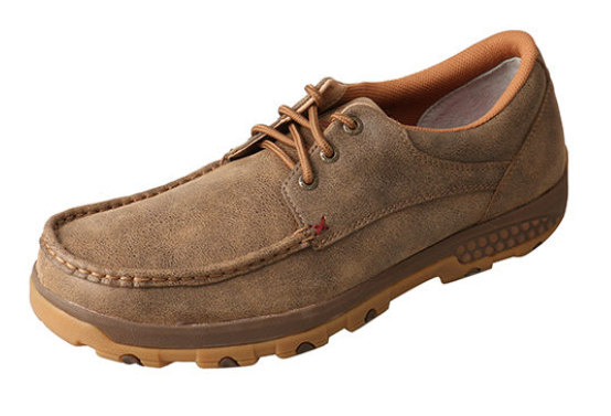 Twisted x Men's Boat Shoe Driving Moc with CellStretch®