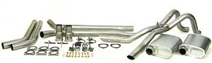 Thrush 89025 Dual Exhaust Kit