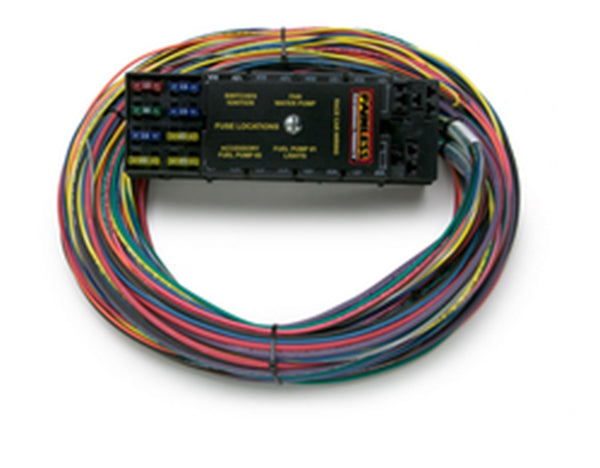 Painless Wiring 50001 Race Car Kt Comp Circuit