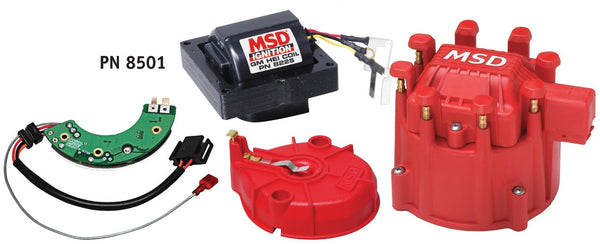 MSD 8501 Ultimate HEI Conversion Kit