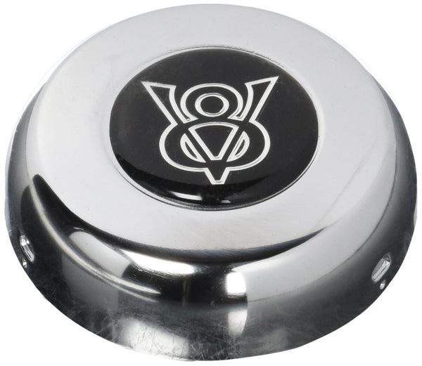 Grant 5682 Chrome Horn Button (Ford V8)