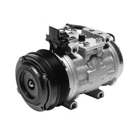 Denso 471-0232 Remanufactured Compressor with Clutch