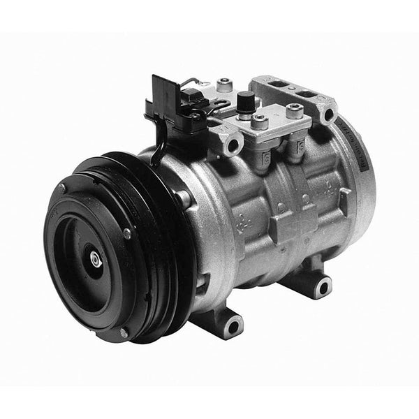 Denso 471-0233 Remanufactured Compressor with Clutch