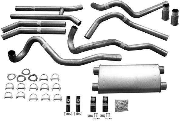 Thrush 89021 Dual Exhaust Kit