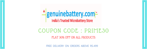 genuinebattery promo coupon code