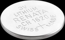 CR1620 Renata Lithium Coin Battery, 1 battery - Royal Technologies :::::  genuinebattery.com