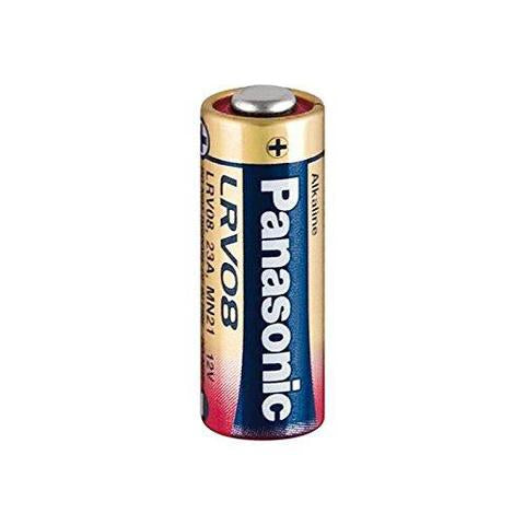 Panasonic 23A Alkaline Battery-12V  LR-V08 - Royal Technologies :::::  genuinebattery.com