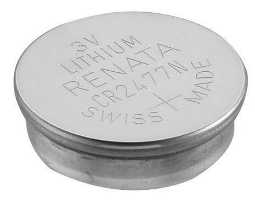 CR2477n Renata Lithium Coin Battery, 1 battery - genuinebattery.com