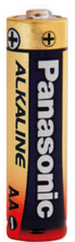 Panasonic 1.5V AA Alkaline Battery LR6TDG - Royal Technologies :::::  genuinebattery.com