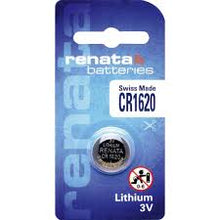 CR1620 Renata Lithium Coin Battery, 1 battery - genuinebattery.com