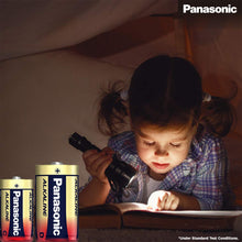 Panasonic Alkaline C Size LR14  (Pack of 2 Cells) - genuinebattery.com