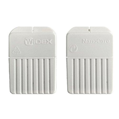 Widex Nanocare Wax Guards - genuinebattery.com