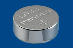 LR44 Renata Button cell Battery , 1 battery - genuinebattery.com