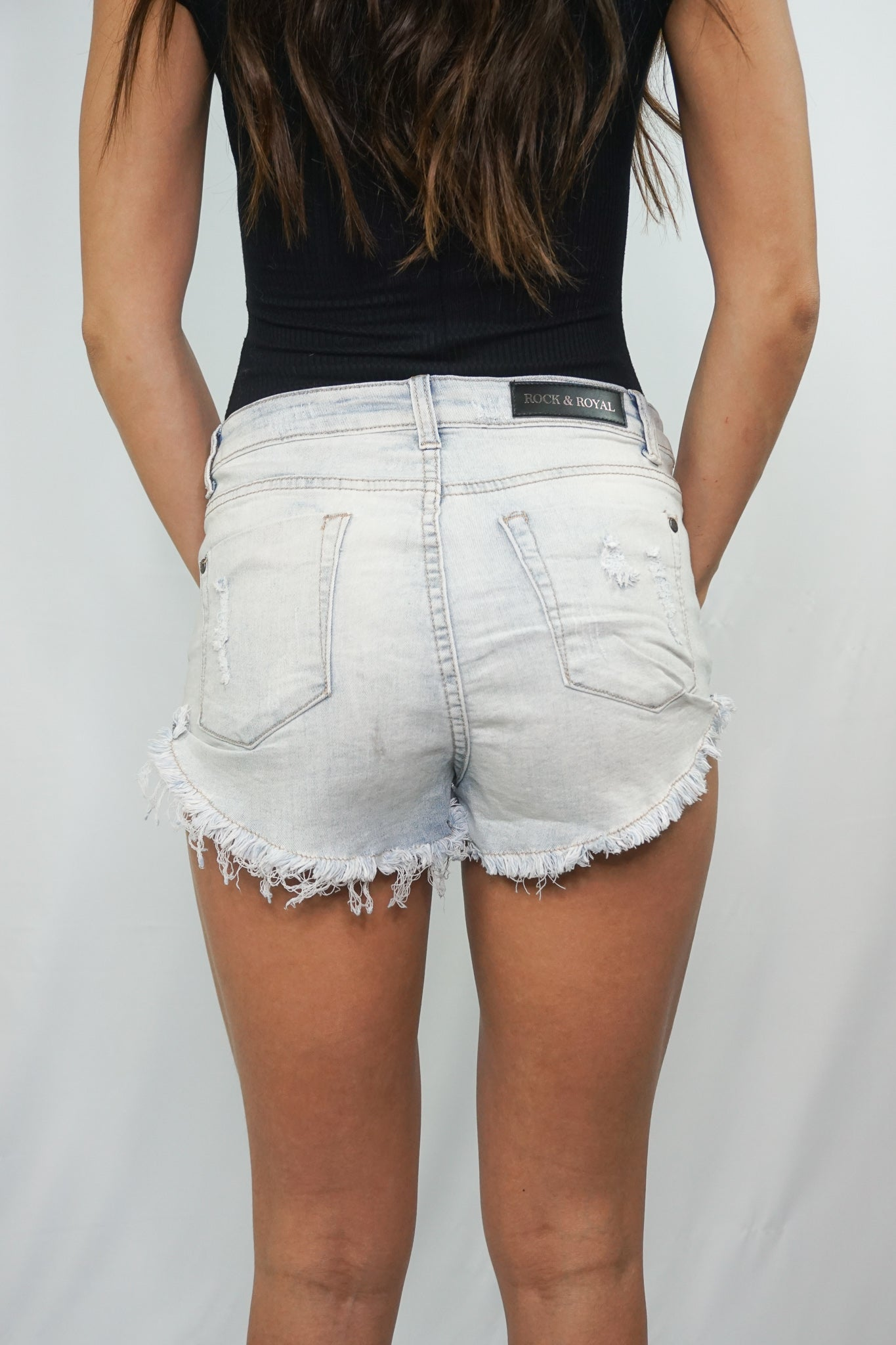 Miss Daisy Denim Shorts