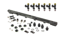 Load image into Gallery viewer, Raceworks Turbosmart Nissan Skyline R33 & Stagea C34 Series 1 RB25DET (2.5L)  and Bosch 2200CC Injectors Rail Kit