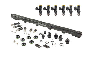 Raceworks Turbosmart Nissan Skyline R33 & Stagea C34 Series 1 RB25DET (2.5L)  and Bosch 2200CC Injectors Rail Kit