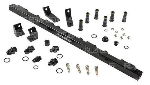 Raceworks Turbosmart Ford BA-BF Falcon (4.0L) Rail Kit