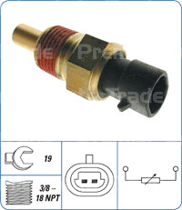 Rodeo Coolant Temp Sensor
