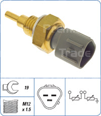 BT50 Coolant Temp Sensor