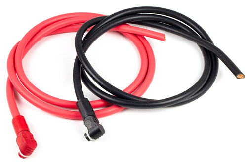 Haltech Nexus R5 1AWG Terminated Cable Pair (2m) - HT-039212