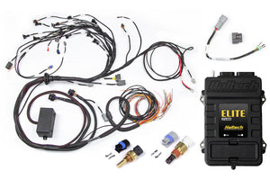 Haltech Elite 2500 + Terminated Harness Kit for Nissan RB Twin Cam No ignition sub harness