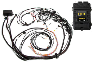 Haltech Elite 2500 + Terminated Harness Kit For Ford Falcon BA/BF Barra 4.0L I6