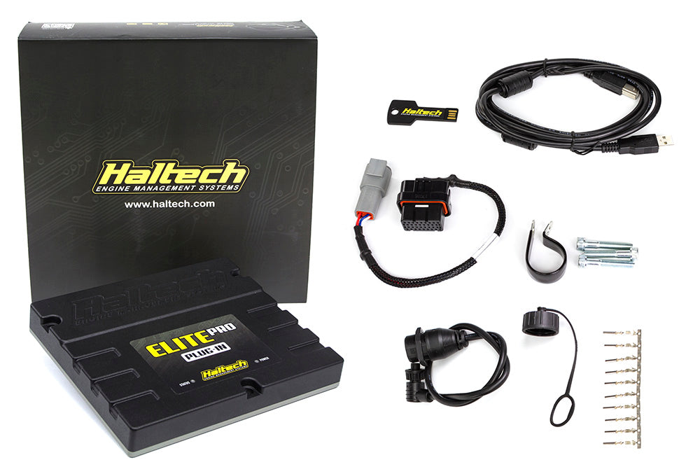 Haltech Elite PRO Plug-in ECU For Ford Falcon I6