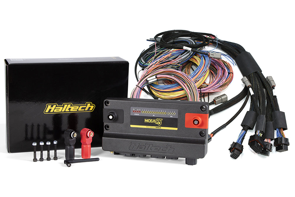 Haltech Nexus R5+ Universal Wire-in kit - HT-195200