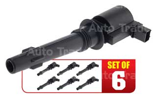 BA-BF Ignition Coils - 6cyl