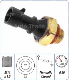 Rodeo Oil Pressure Switch