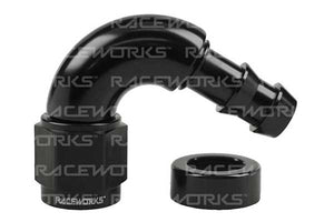 400 Series 120° Hose Ends